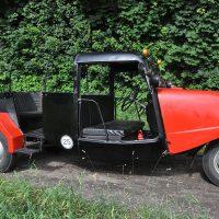 Tempo-Hanseat Autorickshaw